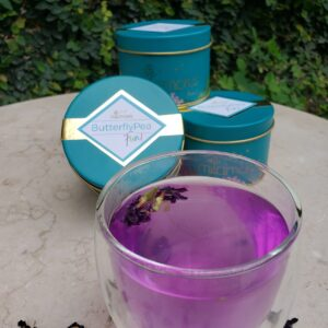 Butterfly pea by Milamores